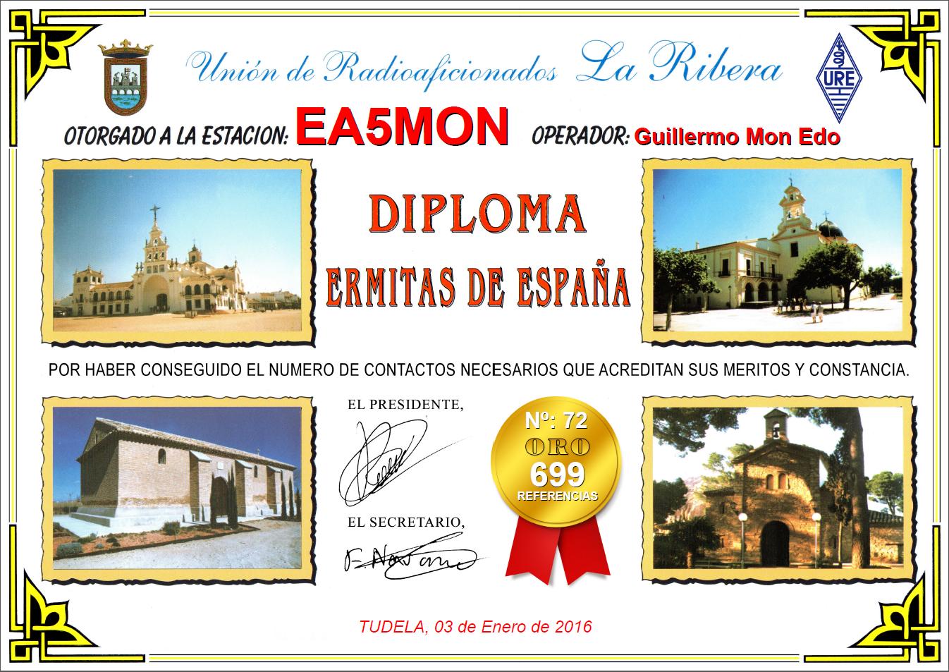 Diploma-Ermitas-Oro-EA5MON-2016